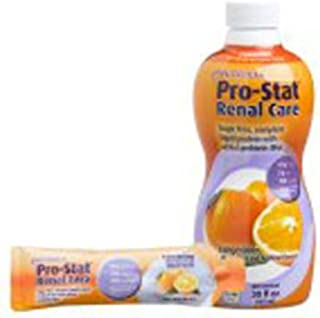 Pro-stat with Renal Care, Sugar Free with Fiber, 30 Oz, 6/case