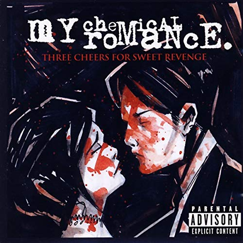 My Chemical Romance: Three Cheers For Sweet Revenge [CD, Reprise 9362-48615-2]