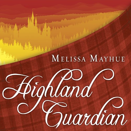 Highland Guardian audiobook cover art