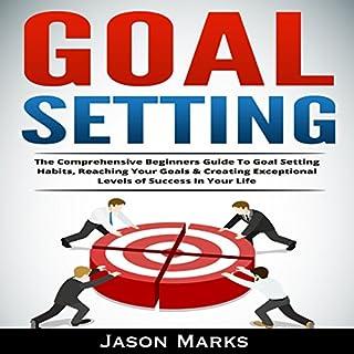 Goal Setting audiobook cover art