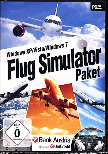 Flug Simulator Paket