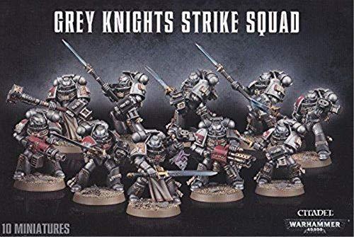 Games Workshop Warhammer 40k - Grey Knights Strike Squad
