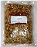 Nuherbs Brand, Organic Japanese Bushy Knotweed Root, Cut-Slices/Hu Zhang/Polygonum Cuspidatum, 1lb Bulk Herb