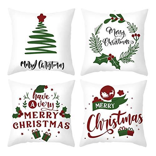 Cojines Navideños Baratos cojines navideños  Marca Homxi