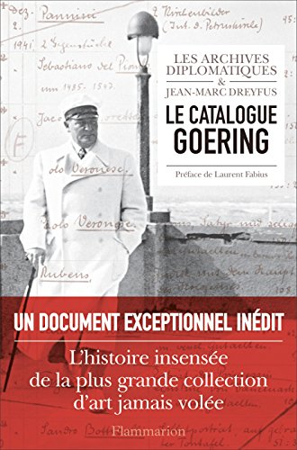 Le Catalogue Goering (French Edition)