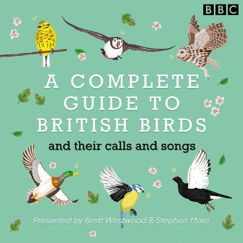 A Complete Guide to British Birds cover art