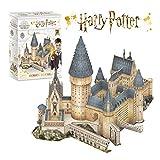 Puzzle 3D Harry Potter - Gran Salón, Puzzles 3D, Maquetas para Construir Adultos, Regalos Divertidos, Regalo para Niños, Decoracion Habitacion, 187 Piezas