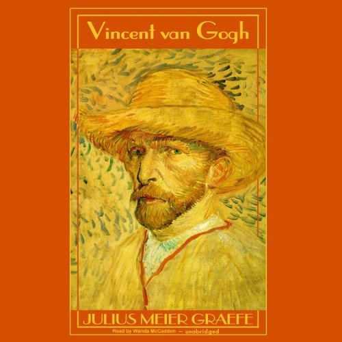 Vincent van Gogh audiobook cover art