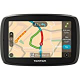 TomTom GO 50 S 5' Portable Vehicle GPS with Lifetime Maps & Traffic