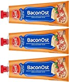 Kavli Bacon - Bacon Cheese Spread, 275 g (Pack of 3)