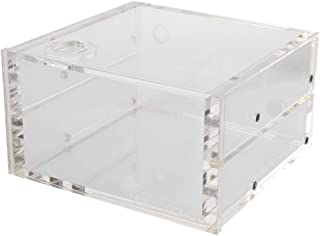 Bewinner1 1.25L Water Cooling Tank, Large Capacity Acrylic Cooling Tank, Universal Transparent Water Radiation Tank, Liqui...