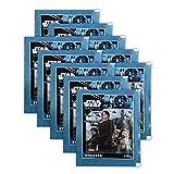 Topps Star Wars Rogue One Sticker - Imágenes coleccionables (10 paquetes de Booster, edición alemana)