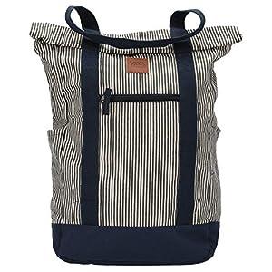 513dISEgpML. SS300  - Vans Mochilas Mujer WM All Around Backpack para Mujer Azul Talla única