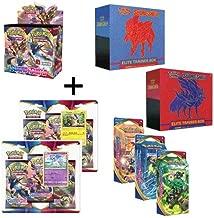 Pokemon Sword and Shield Booster Box, Both Elite Trainer & Blister Sets, All 3 Theme Decks