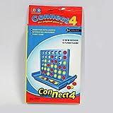 Tridimensional Cuatro Juegos Ajedrez Educación temprana Interacción Padre-Hijo 1 Juego Conectar 4 en una línea Juego clásico de Mesa - Multicolor 8x9x11