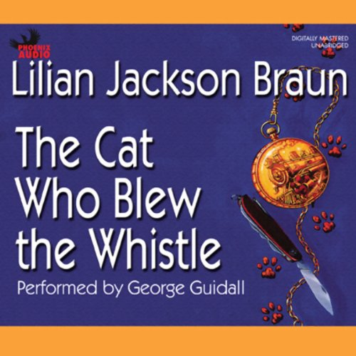 The Cat Who Blew the Whistle audiobook cover art