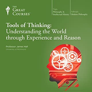 Tools of Thinking: Understanding the World Through Experience and Reason audiobook cover art
