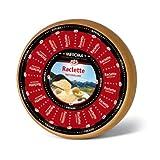 igourmet Raclette Suisse Classique Cheese - 6lb Half Wheel (6 pound)