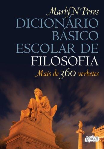 Dicionário básico escolar de filosofia