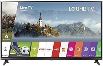 LG Electronics 43UJ6300 43-Inch 4K Ultra HD Smart LED TV  2017 Model
