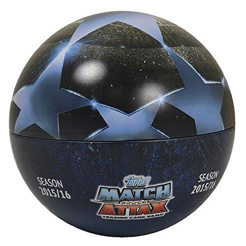 Devir Topps - Bola metálica Champions League 2015/2016 (012318)