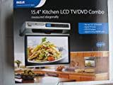 RCA Kitchen LCD TV/DVD Combo - 15.4' Under-Cabinet