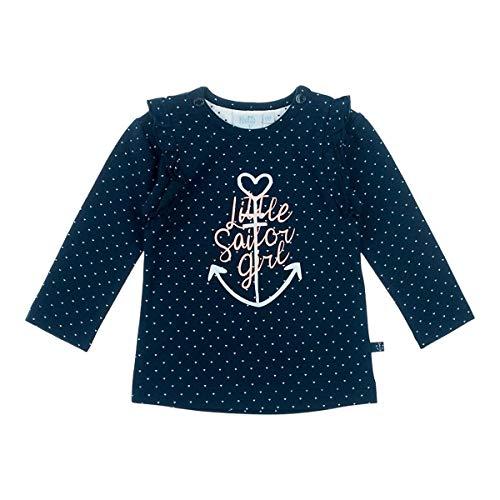 Feetje T-shirt à manches longues Sailor girl top bébé vêtements bébé, marine