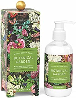 Michel Design Works Hand and Body Lotion, 8-Ounce, Botanical Garden
