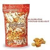 【ホノルルで人気のハワイアンポップコーン専門店 Leis Hawaii popcorn kitchen】ハワイアンガーリックシュリンプ