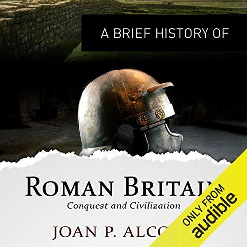 A Brief History of Roman Britain cover art