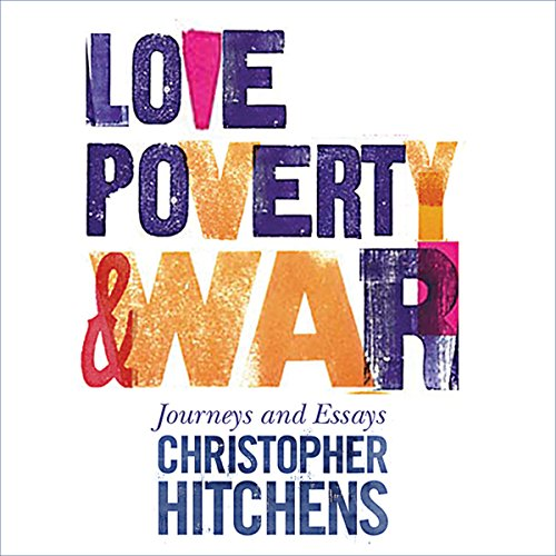 Love, Poverty, and War cover art