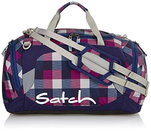 Satch by Ergobag Sporttasche Berry Carry - Lila 966 berry carry