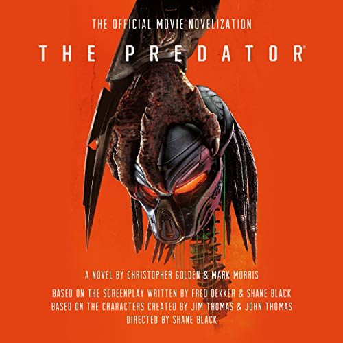 The Predator audiobook cover art