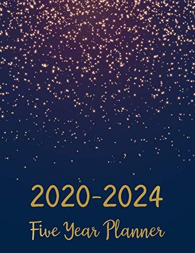 2020-2024 Five Year Planner: Fiv...