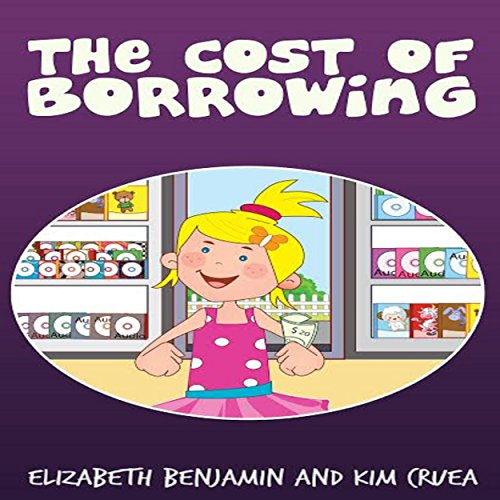 The Cost of Borrowing audiobook cover art