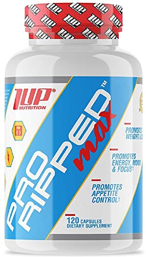Pro Ripped MAX - 120 caps