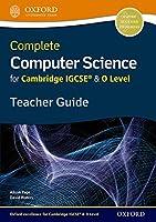 Complete Computer Science for Cambridge Igcserg & O Level Teacher Guide