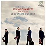 Bartòk/String Quartets Nos.2, 4 & 6