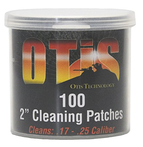 Otis Technologies FG-919-100 All-Cal Cleaning Patches /100