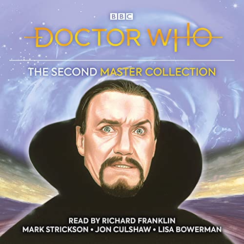 『Doctor Who: The Second Master Collection』のカバーアート