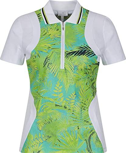 Sportalm Damen Poloshirt Größe XXXL Grün (grün)