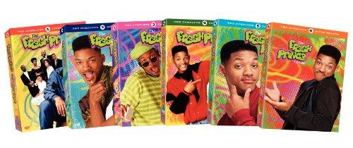 Hot Sale Fresh Prince of Bel Air: Complete Seasons 1-6