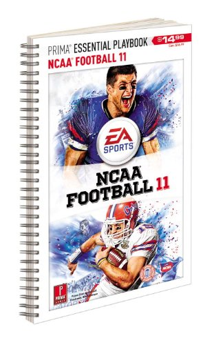 NCAA Football 11 - Prima Essential Guide