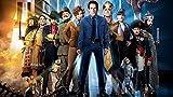 Poster World Póster de película Ben Stiller con acabado mate, 30,5 x 45,7 cm, multicolor