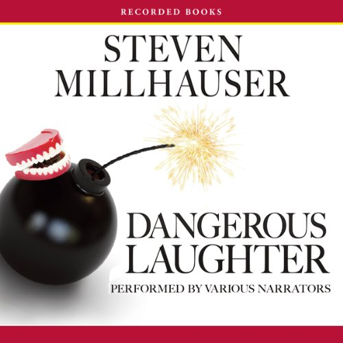 Couverture de Dangerous Laughter