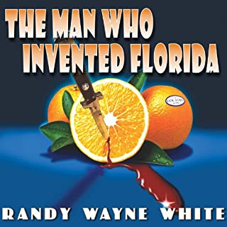 The Man Who Invented Florida audiobook cover art