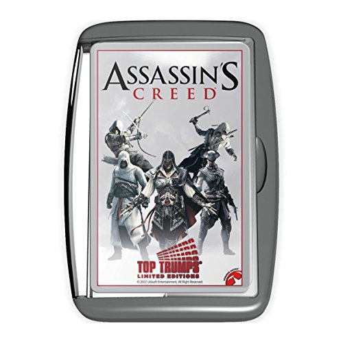 Top Trumps 002141 Assassin 's Creed Kartenspiel
