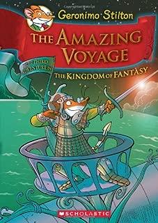 The Amazing Voyage (Geronimo Stilton and the Kingdom of Fantasy #3)