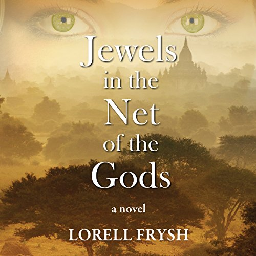 Jewels in the Net of the Gods audiobook cover art