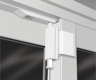 Patio Guardian PDG01-W Patio Door Guardian Lock - White
